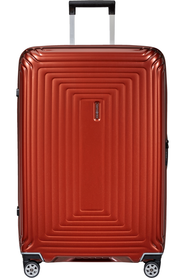 Samsonite Neopulse Spinner 75cm  Metallic Intense Red