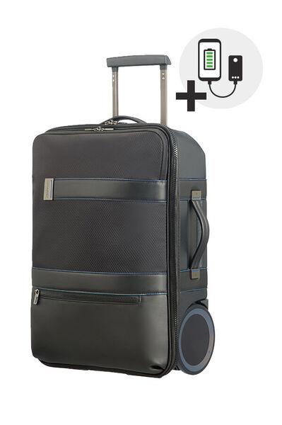 Zigo Upright (mit 2 Rollen) + Bluetooth Tracker & mit Powerbank 55cm