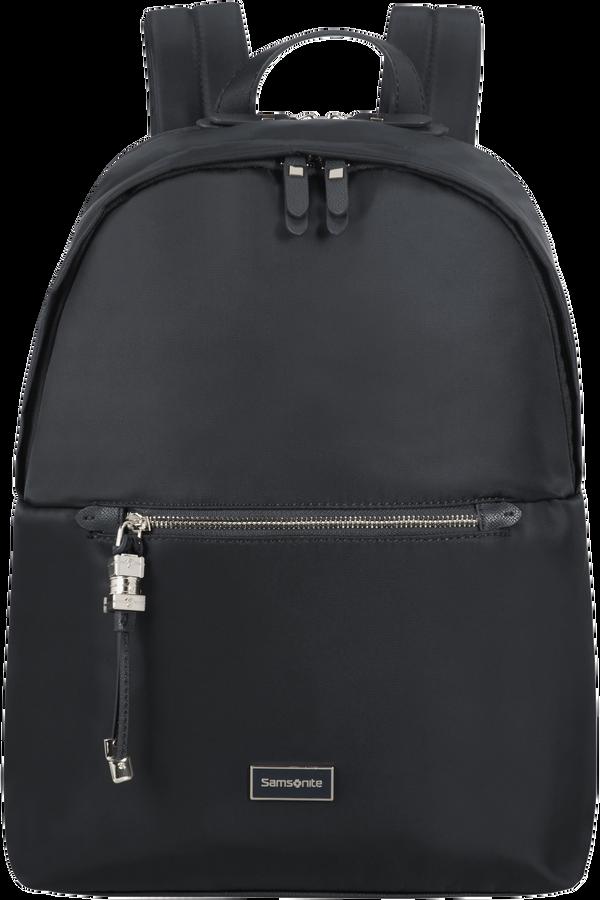 Samsonite Karissa Biz Round Backpack  35.8cm/14.1inch Schwarz