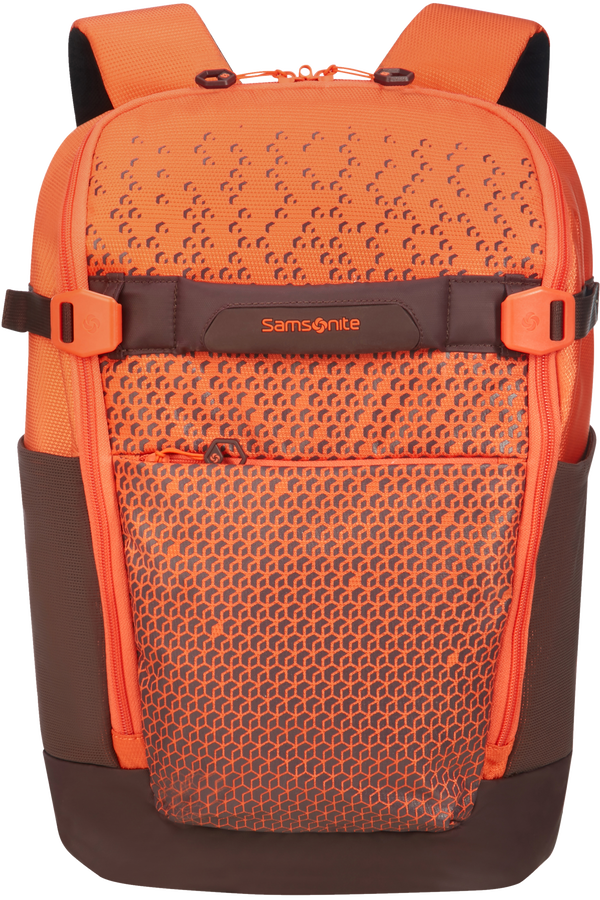 Samsonite Hexa-Packs Laptop Backpack S 14inch Orange Print