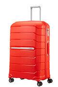 Flux Trolley mit 4 Rollen 75cm Tangerine Red