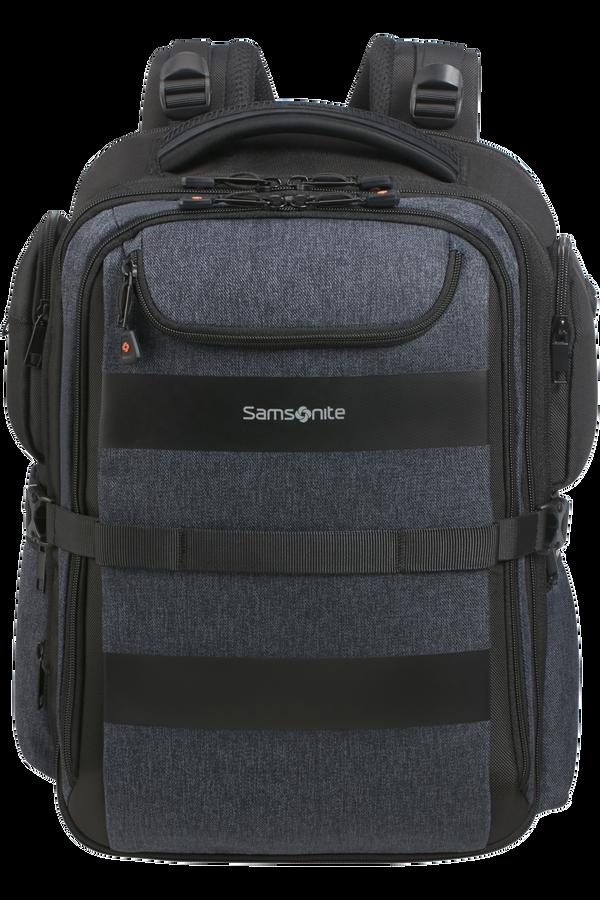 Samsonite Bleisure Backpack 15.6' Exp Overnight  Dark Blue