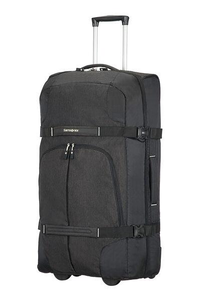 Rewind Reisetasche mit Rollen 82cm Schwarz