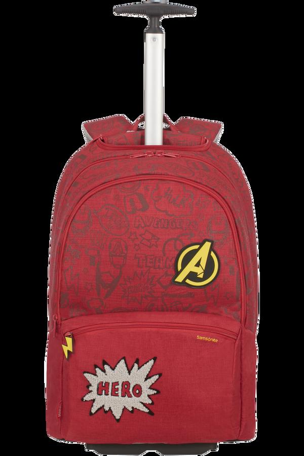 Samsonite Color Funtime Disney Backpack/Wh Marvel  Avengers Doodles