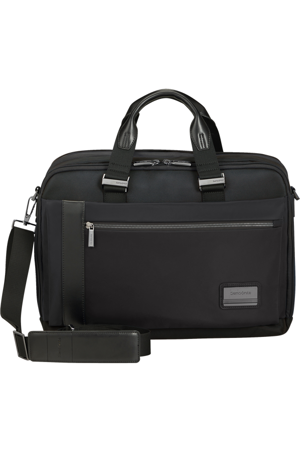 Samsonite Openroad 2.0 Bailhandle Expandable 15.6'  Schwarz