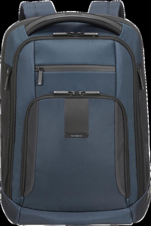 Samsonite Cityscape Evo Laptop Backpack Expandable  17.3inch Blau