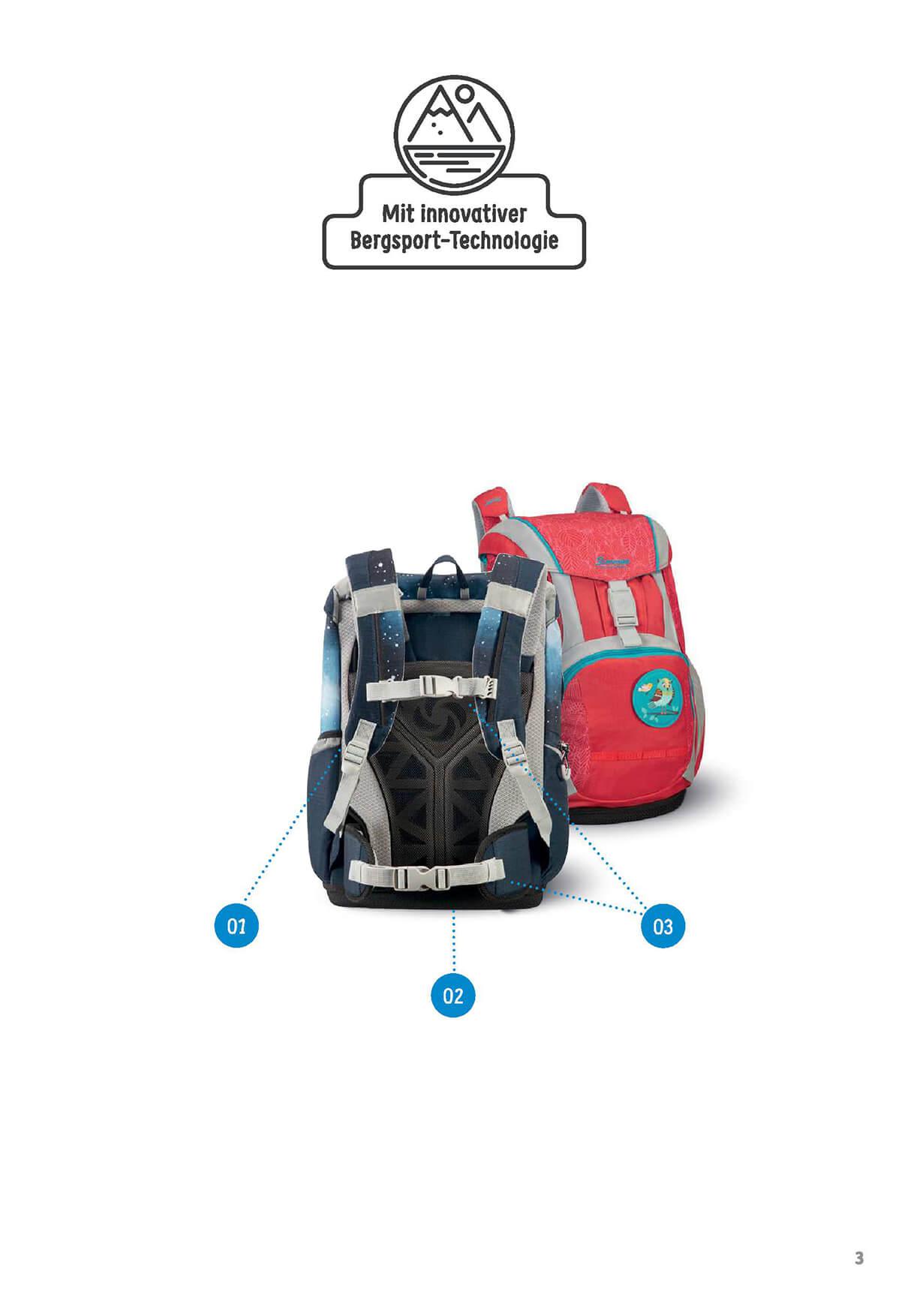 Mit innovativer Bergsport-Technologie