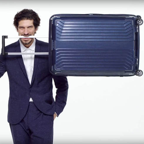 Samsonite for the Serious Traveller