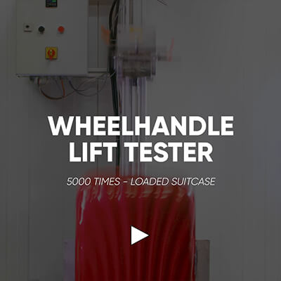 Wheelhandle Lift Tester