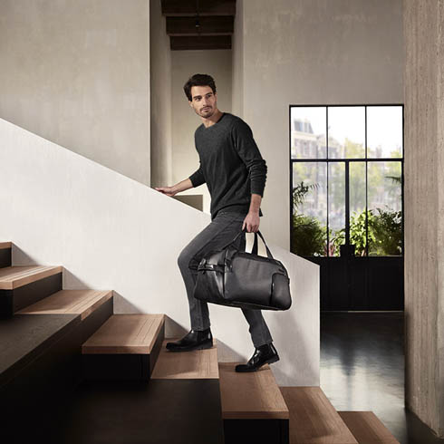 This core collection offers an ultra-complete travel assortment of 18 practical styles.