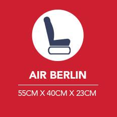 Air Berlin Handgepäck