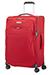 Spark SNG Trolley mit 4 Rollen Erweiterbar 67cm Rot