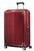 Lite-Box Trolley mit 4 Rollen 75cm Deep Red