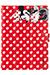 Tabzone Disney Tablet Hülle Minnie Rocks The Dots